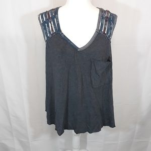 We the Free Anthropologie top